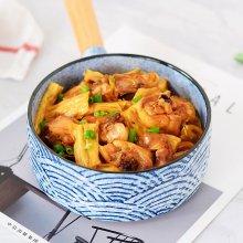 #做道好菜,自我宠爱!#鸡块炖腐竹