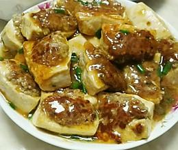 妈妈私房菜——惠州酿豆腐的做法