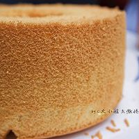 「辅食」酸奶戚风蛋糕(少油少糖)