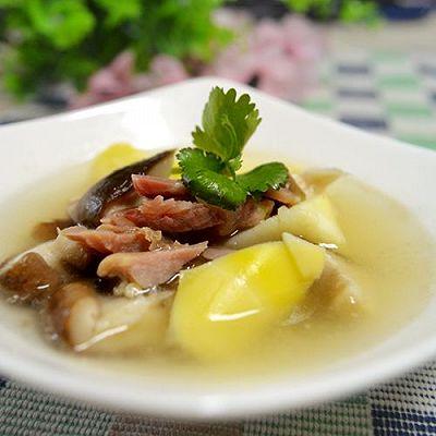 春笋火腿汤