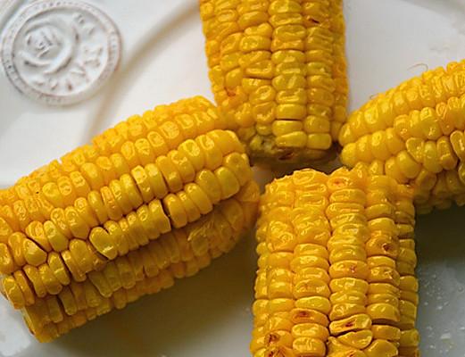 奶香烤美食-格兰仕百变金刚玉米电烤箱试用v美食高邮立式