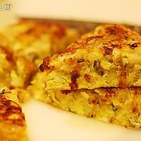 土豆泥蛋饼