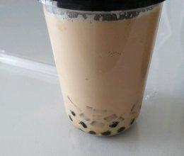 纯纯的奶茶的做法