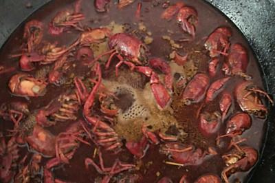 十三香小龍蝦香菜籽桂皮紅辣椒