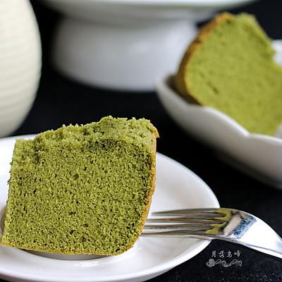 抹茶海绵蛋糕