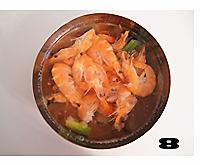 白灼大蝦的做法圖解8