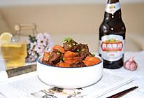 燕京U8啤酒牛腱的做法