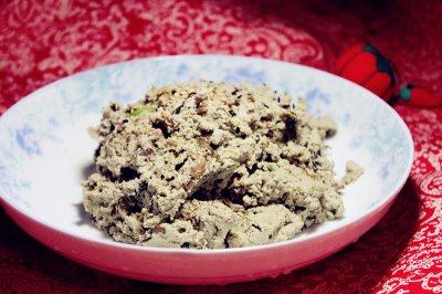 宜宾芽菜炒麻豆腐