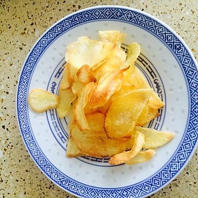 非油炸烤箱薯片