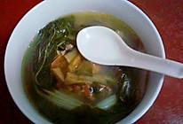 金银菜猪肺汤的做法