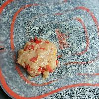 健身减脂 无油紫薯鸡胸肉汉堡的做法图解2