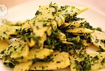 迷迭香:荠菜炒冬笋的做法
