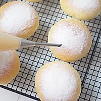 养乐多蜜桃冰面包的做法图解15