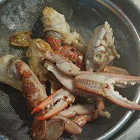 蟹蟹你的爱○姜葱炒蟹的做法图解5