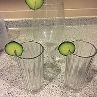 黄瓜雪梨汁 减肥 适合孕妇饮用的做法图解6