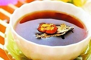 荷叶山楂薏米减肥茶的做法