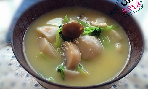 C妈私房之选——儿时记忆——芋艿汤的做法