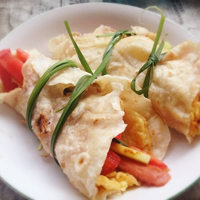 早餐早餐卷