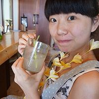 印尼味道【冰镇姜汁青柠茶】的做法图解8