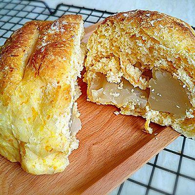 Q弹木薯欧包(7小时低温发酵)