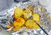 烤榴莲#花10分钟,做一道菜!#的做法