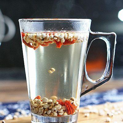薏米枸杞茶