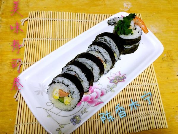 美味寿司的做法