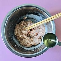 青菜鲜肉汤圆的做法图解6