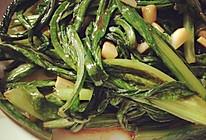 【懒人版】蚝油油麦菜的做法