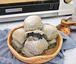 #助力高考营养餐#【黑芝麻养生面包】的做法