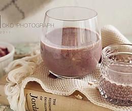★奶香红枣燕麦双米饮★的做法