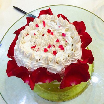 百利甜情人蛋糕的做法 步骤12