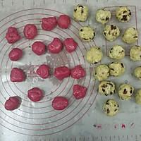火龙果藜麦蔓越莓冰皮月饼的做法图解20