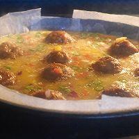 香烤瑞典肉丸鸡蛋派#宜家让家更有味#的做法图解7