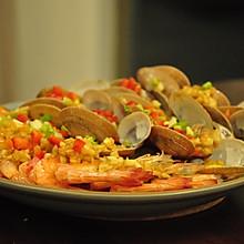 蒜蓉蒸海鲜-绝对拿得出手的宴客菜