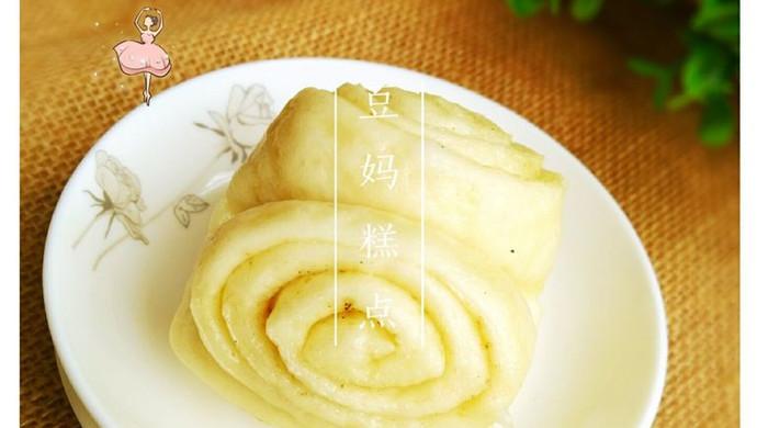 【椒盐小花卷】——简易的家常味道,想的就是这份滋味