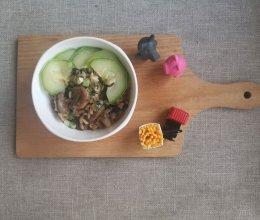 #餐桌上的春日限定#电饭锅版煲仔饭的做法