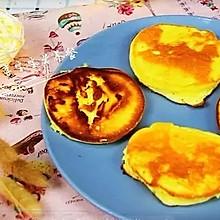 松软细腻玉米松饼—没长牙的宝宝也能吃