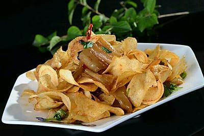 土豆片栲栳栳