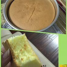 炼乳戚风蛋糕~8寸