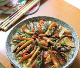 私房黄鳝饭的做法