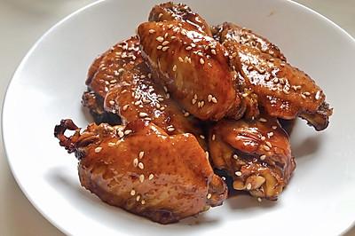 可乐鸡翅(无油版)