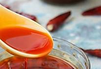 私房熬制辣椒油的做法