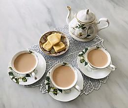 焦糖奶茶☕️的做法