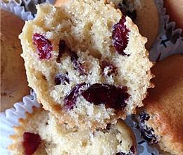"""蔓越莓玛芬蛋糕——格兰仕""""百变金刚""""立式电烤箱试用菜谱""""的做法"""