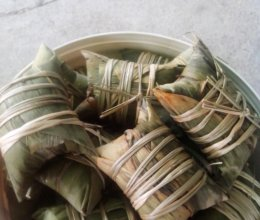飘香肉粽的做法