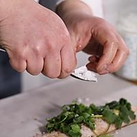 烘焙纸包加拿大红鱼的做法图解5