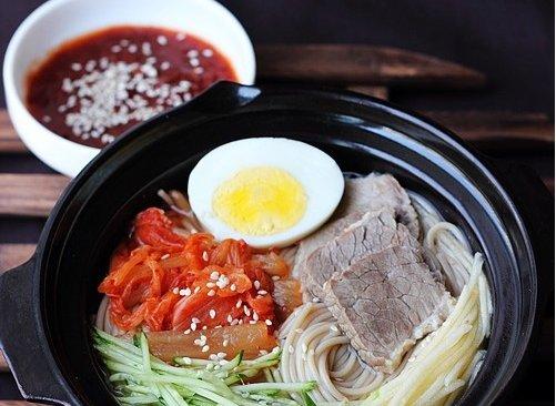 天热正当时:韩式冷面   的做法