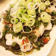 尖椒拌鱼片