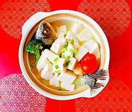 鲜鸡汁卿鱼汤的做法